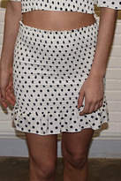 Sage Smocked Skirt