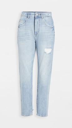 DL1961 Susie Tapered Slim Jeans