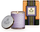 Agraria Woven Crystal Candle - Lavender & Rosemary