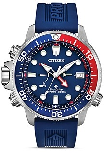 Citizen Promaster Aqualand Eco-Drive Watch, 46mm