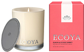 Ecoya Mini Madison Jar Guava and Lychee Sorbet Candle