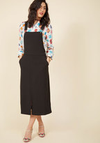 Pink Martini The Overall Idea Knit Jumper in S