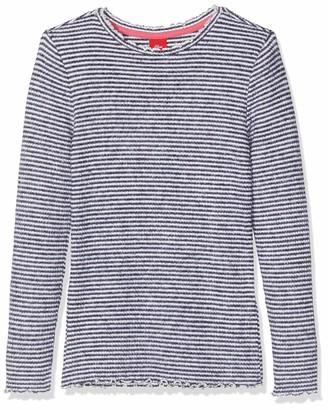 S'Oliver Girls' 53.909.31.8893 Longsleeve T-Shirt
