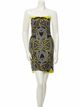 Lanvin Dress w/ Tags Yellow