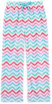JCPenney Total Girl Print Fleece Pajama Pants - Girls 4-16