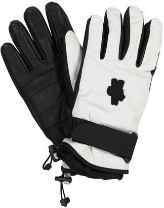 MONCLER GENIUS 3 MONCLER GRENOBLE ski gloves