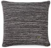 "Lacoste Paris Textured Stripe Decorative Pillow, 18"" x 18"""