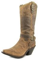 Dingo Loren Square Toe Leather Western Boot.