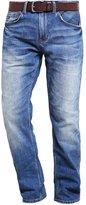 S.oliver Straight Leg Jeans Blue Denim