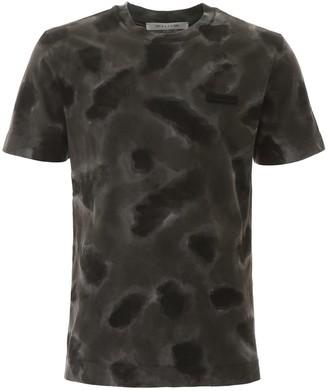 Alyx Logo Camouflage T-Shirt