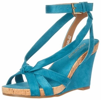 Aerosoles Fashion Plush Wedge Sandal