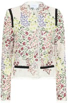 Giambattista Valli Cotton-blend tweed jacket