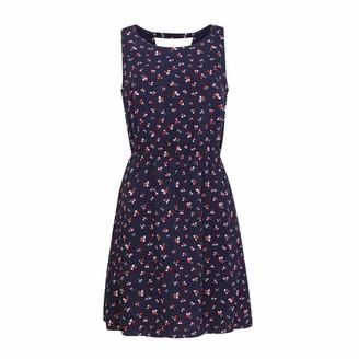 Tom Tailor Women's Vestido Floral Dress