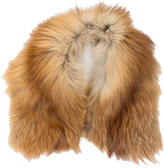 Prada Fox Fur Stole
