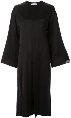 Ujoh Wide Sleeve Shift Dress