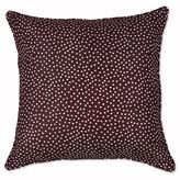 Rose Tree Dots 18-Inch Square Throw Pillow