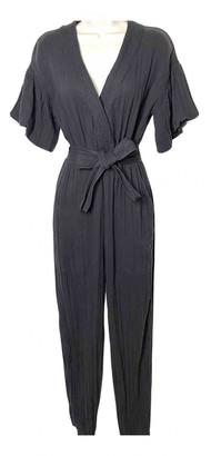 Ulla Johnson Grey Cotton Jumpsuits