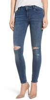 DL1961 Women's Emma Ripped Power Legging Jeans