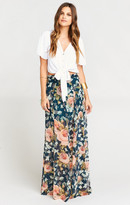 MUMU Princess Ariel Ballgown Maxi Skirt ~ Fall in Love Floral