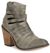 Free People Hybrid Leather Ankle Boots