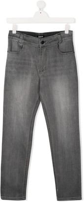 DKNY TEEN slim-fit jeans