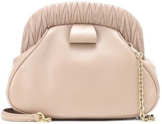 Miu Miu Mini leather crossbody bag