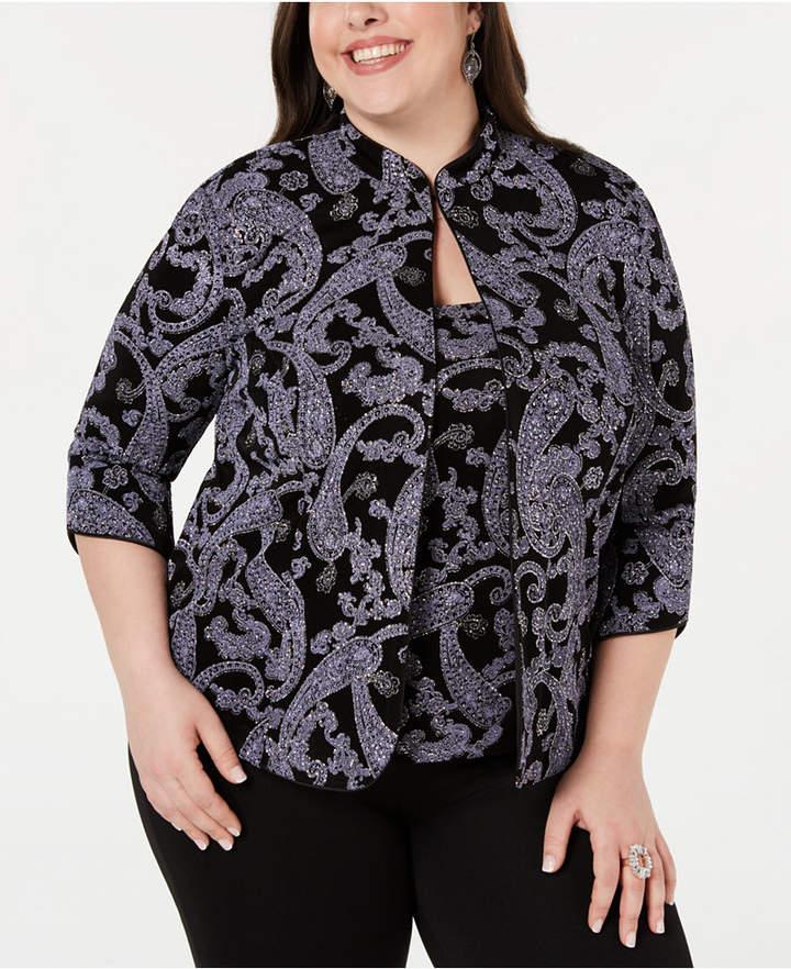 7929a12b Plus Size Evening Jackets - ShopStyle