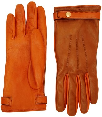 Burberry two tone gloves