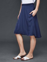 Gap Midi swing skirt