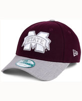 New Era Mississippi State Bulldogs Heathered 9FORTY Cap