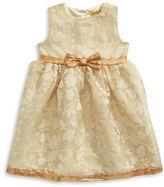 Penelope Mack Burnout Floral Dress with Sequins