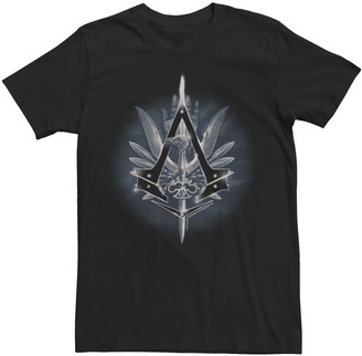 Icons Licensed Character Men's Assassins Creed Shining Tee