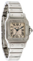 Cartier Santos Galbee Watch
