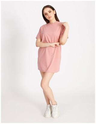 Missguided Basic Tshirt Dress