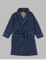Autograph Hooded Dressing Gown with Belt (1-16 Years)