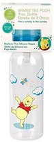 Disney One 9oz. Winnie the Pooh Nursing Bottle BPA Free - Pink, Blue or Yellow Colors May Vary.