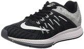 Nike Women's Air Zoom Elite 8 Black/White/Wolf Grey/Drk Grey Running Shoe 7 Women US