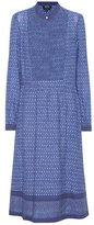 A.P.C. Romy cotton-blend dress