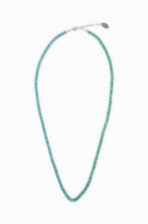JESSIE WESTERN Turquoise Strand Necklace