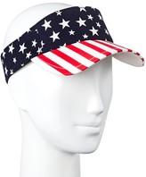 Mossimo Americana Stars and Stripes Denim Visor