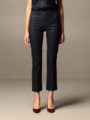 Max Mara Low Waist Jeans