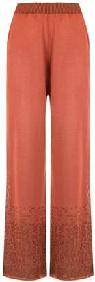 M·A·C Mara Mac knitted palazzo pants