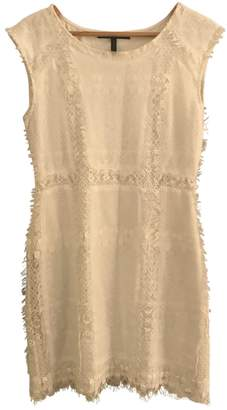 BCBGMAXAZRIA White Lace Dress for Women