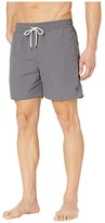 Polo Ralph Lauren Traveler Swim Shorts (Combat Grey) Men's Swimwear
