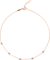 Jacquie Aiche 5 Diamond Spaced Out Choker
