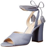 Nine West Women's Bellermo Leather Dress Sandal