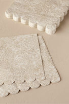 BHLDN Gilded Bouquet Napkins (20)