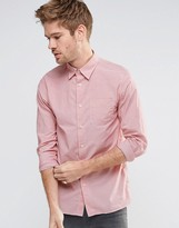 Selected Fil Slim Fit Long Sleeved Shirt
