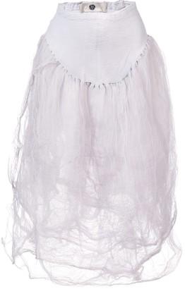 Marc Le Bihan Loose Full Skirt