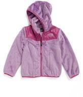 The North Face 'Oso' Hooded Fleece Jacket (Toddler Girls & Little Girls)